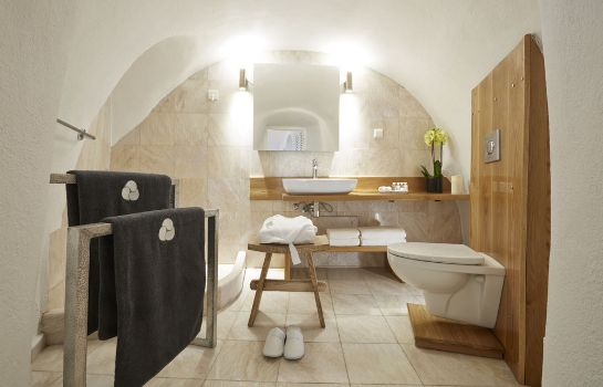 Bagno in camera Mill Houses Elegant Suites
