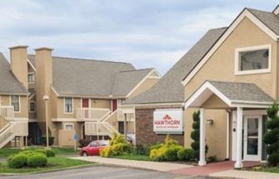 Vista exterior Hawthorn Suites by Wyndham Miamisburg/Dayton Mall South