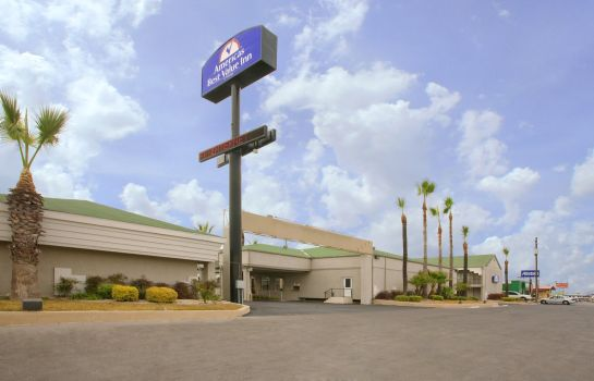 Außenansicht Americas Best Value Inn Del Rio