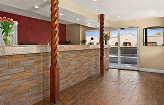 Lobby #1 Value Inn Clovis