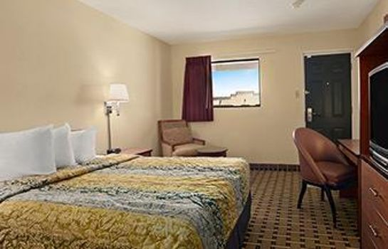 Zimmer #1 Value Inn Clovis