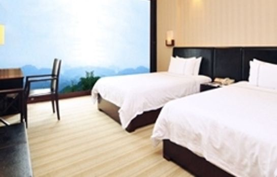 Double room (standard) Baiyun Int'l Convention Center Oriental International Convention Hotel