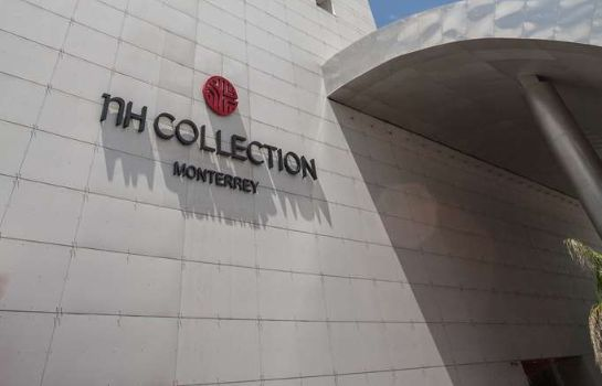 Außenansicht NH Collection Monterrey San Pedro