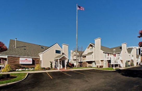 Buitenaanzicht Hawthorn Suites by Wyndham Miamisburg/Dayton Mall South