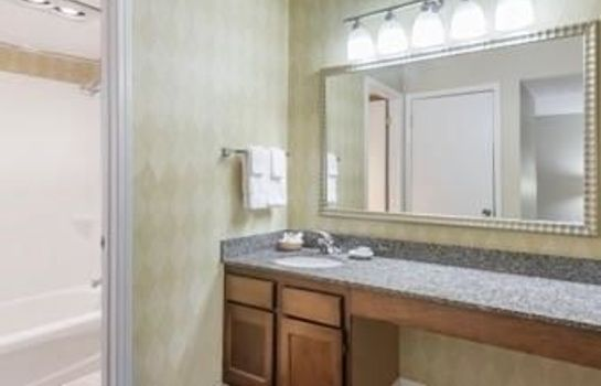 Salle de bains Hawthorn Suites by Wyndham Miamisburg/Dayton Mall South