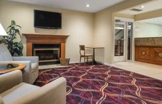 Vestíbulo del hotel Hawthorn Suites by Wyndham Miamisburg/Dayton Mall South