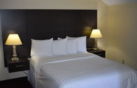 chambre standard Hawthorn Suites by Wyndham Miamisburg/Dayton Mall South