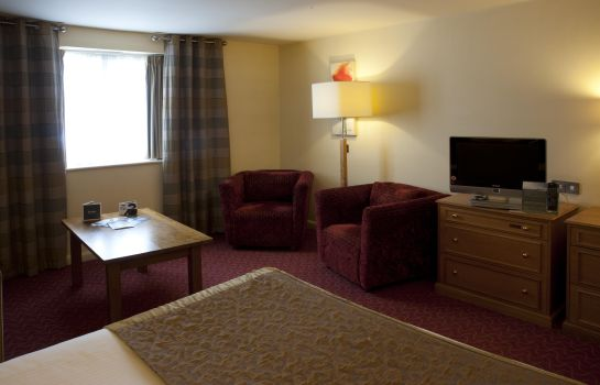 Double room (standard) Thornton Hall Hotel and Spa