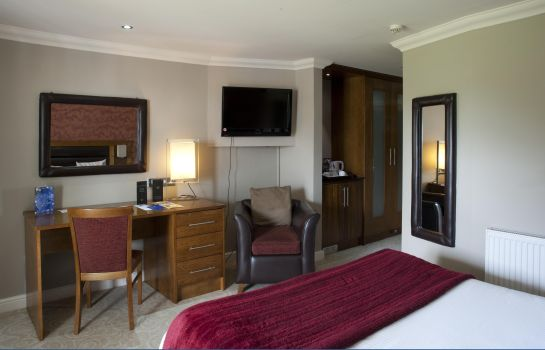 Double room (superior) Thornton Hall Hotel and Spa