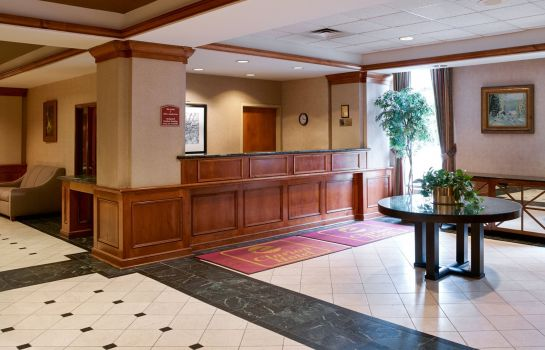 Hall Clarion Hotel Airport