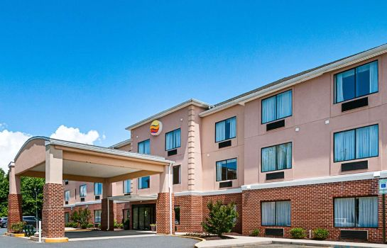 Außenansicht Comfort Inn & Suites Cambridge