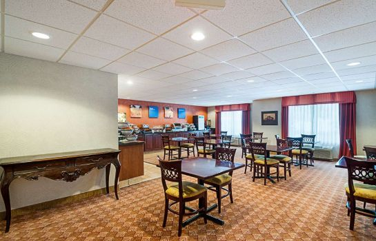 Restaurant Comfort Inn & Suites Cambridge