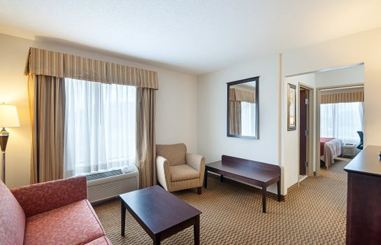 Habitación Comfort Inn & Suites Cambridge
