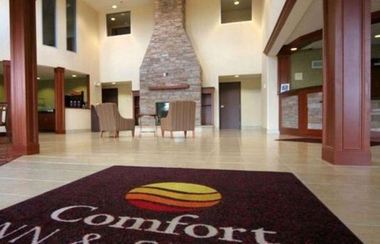 Hotelhal Comfort Inn and Suites