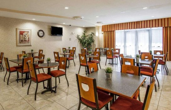 Restaurant Comfort Suites Univ. of Phoenix Stadium Area