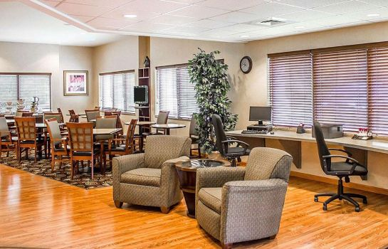Restauracja Comfort Suites Southington - Cheshire