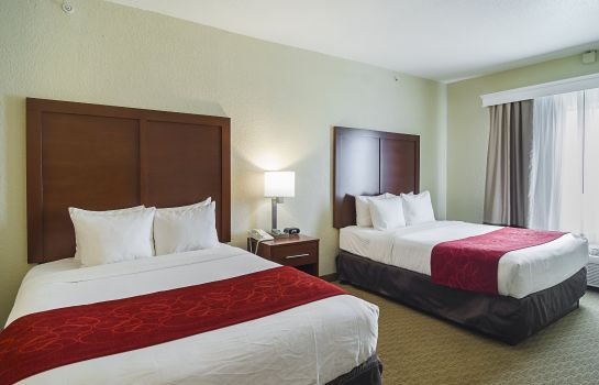 Zimmer Comfort Suites North IH 35