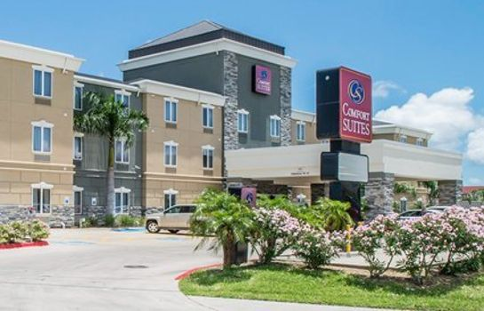 Außenansicht Comfort Suites Near Texas A&M - Corpus Christi