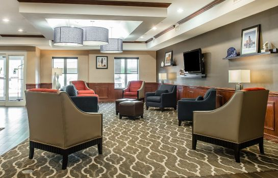 Hotelhalle Comfort Suites Near Texas A and M - Corp