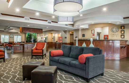 Hotelhalle Comfort Suites Near Texas A&M - Corpus Christi