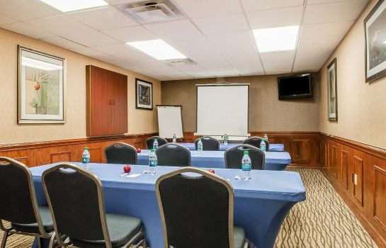 Conference room Comfort Suites Near Texas A&M - Corpus Christi