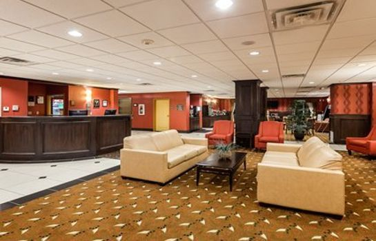 Hotelhalle Comfort Suites Plano East - Richardson