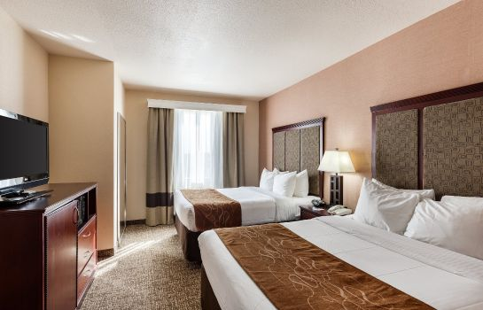 Suite Comfort Suites Plano East - Richardson