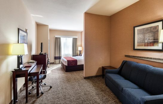 Zimmer Comfort Suites Plano East - Richardson