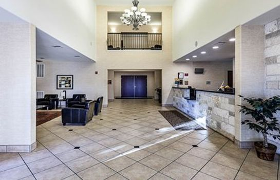 Hotelhalle Comfort Suites San Antonio North - Stone Oak