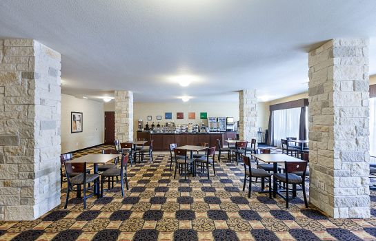 Restaurant Comfort Suites San Antonio North - Stone Oak