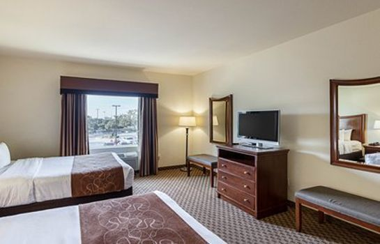 Zimmer Comfort Suites San Antonio North - Stone Oak