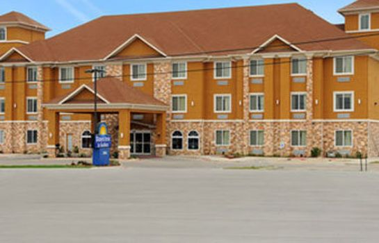 Vista exterior DAYS INN SUITES CLEBURNE TX