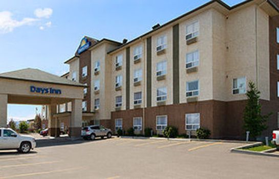 Vista exterior DAYS INN EDMONTON SOUTH