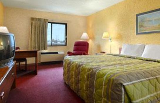 Chambre BRIDGEVIEW DAYS INN