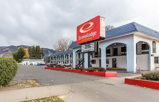 Buitenaanzicht Econo Lodge Inn & Suites Logan