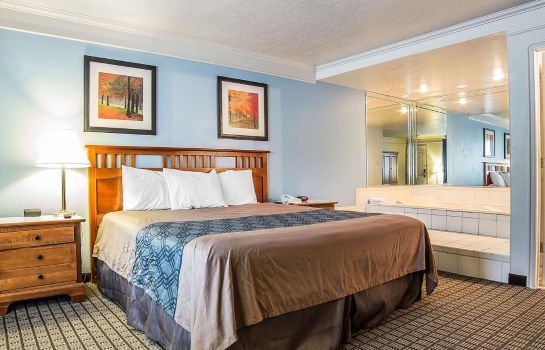 Suite Econo Lodge Inn & Suites Logan