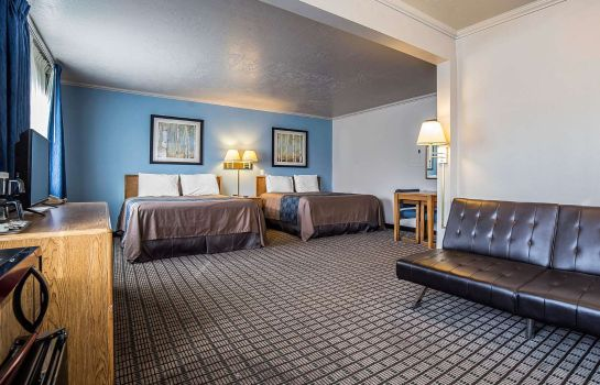 Kamers Econo Lodge Inn & Suites Logan