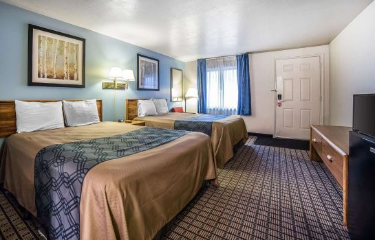 Chambre Econo Lodge Inn & Suites Logan