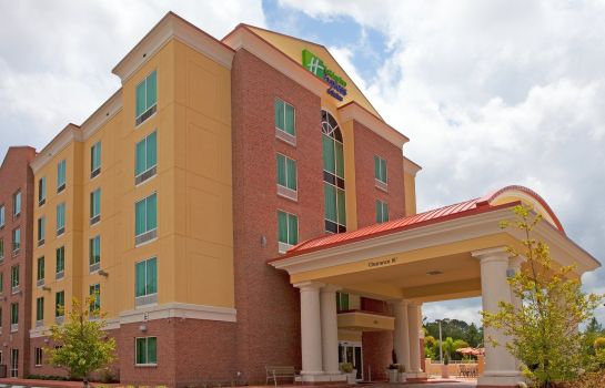Außenansicht Holiday Inn Express & Suites CHAFFEE-JACKSONVILLE WEST