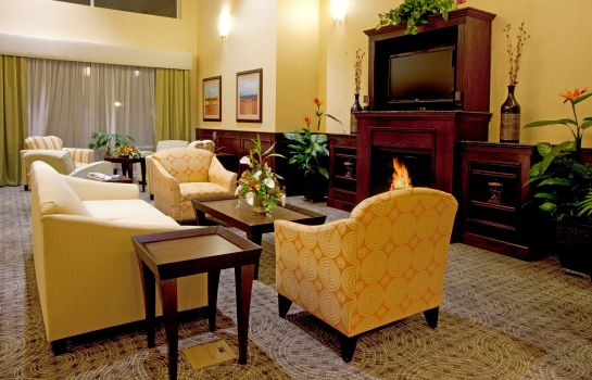 Hotelhalle Holiday Inn Express & Suites CHAFFEE-JACKSONVILLE WEST