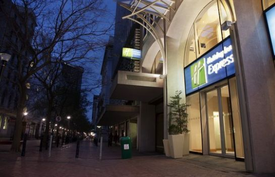 Buitenaanzicht Holiday Inn Express CAPE TOWN CITY CENTRE