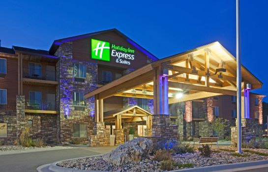 Außenansicht Holiday Inn Express & Suites CUSTER
