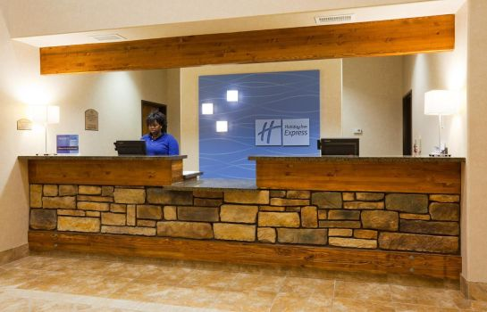 Hotelhalle Holiday Inn Express & Suites CUSTER