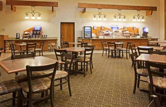 Restaurant Holiday Inn Express & Suites CUSTER