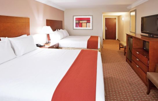 Zimmer Holiday Inn Express & Suites NIAGARA FALLS