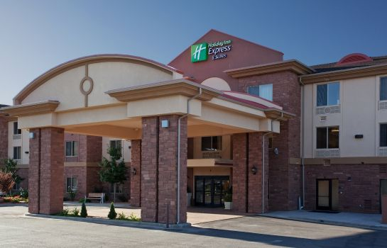 Außenansicht Holiday Inn Express & Suites KANAB