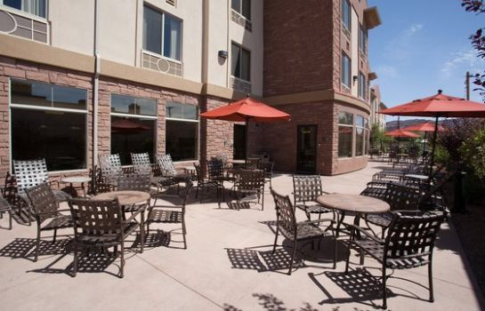 Buitenaanzicht Holiday Inn Express & Suites KANAB