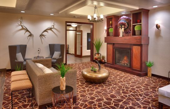 Hotelhalle Holiday Inn Express & Suites KANAB