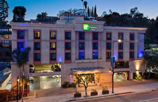 Vue extérieure Holiday Inn Express & Suites HOLLYWOOD WALK OF FAME