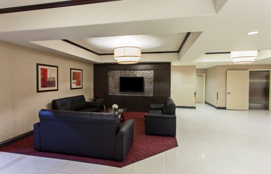 Lobby Holiday Inn Express & Suites HOLLYWOOD WALK OF FAME